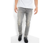 Slim Fit Morten Air grau