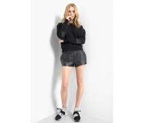 Sweatshirt Viviana schwarz