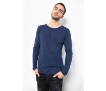 Langarmshirt Kerin blau