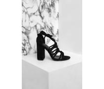 Sandale Vanita schwarz