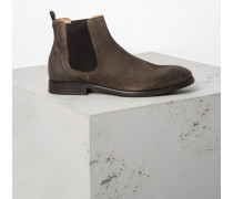 Schuhe Entwhistle Suede taupe
