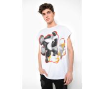 Print T-Shirt Looney Mouse MSN
