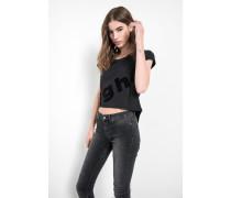T-Shirt Fata2 schwarz