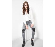 Jeans Bonnie grau