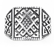 Ring Ornament 1254 silber