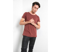 T-Shirt Wren bordeaux