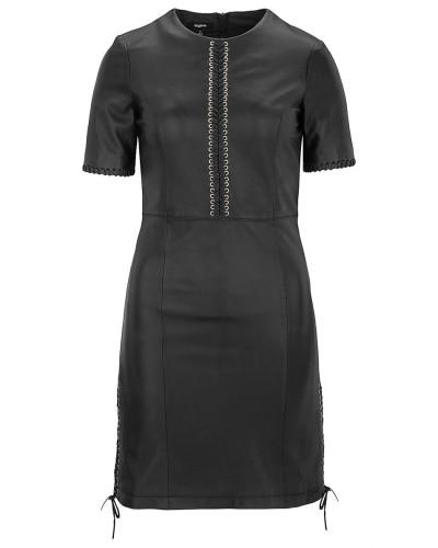 Kleid Bindy schwarz