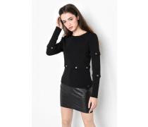 Sweatshirt Shirin schwarz