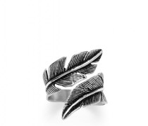 Ring Feather 1103 silber