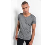 T-Shirt Wren grau