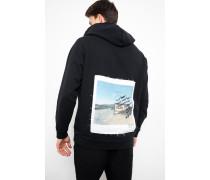 Sweatshirt Joe patched schwarz