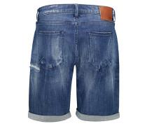 Herren Shorts Solomon blau (mid blue)