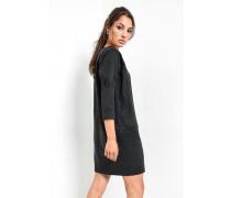 Blusenkleid Taylah schwarz