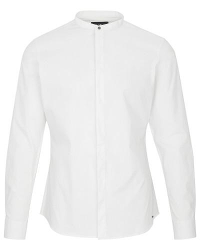 Hemden Ole stretch weiß