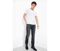 Slim Fit Morten Air schwarz