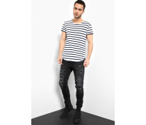Slim Fit Billy the kid schwarz