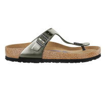 Schuhe Gizeh Metallic