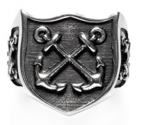 Ring Coat of Arms 1269 silber