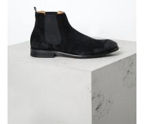 Schuhe Entwhistle Suede schwarz