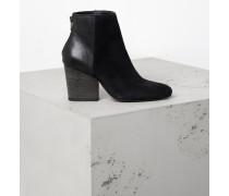 Schuhe Meli Suede schwarz