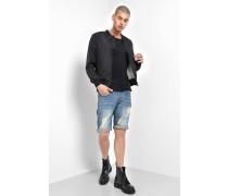 Jeans Shorts Solomon blau