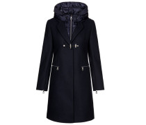 Double Front Coat