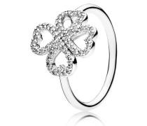 Ring  Blüten der Liebe  Silber 190978CZ-48