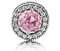 Charm   Appreciation (Wertschätzung)  Silber Pink Cubic Zirkonia 796082PCZ