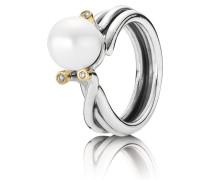 Diamanten-Perlen-Ring - 190158D-50