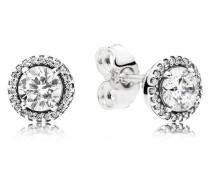 Damenohrstecker Klassische Eleganz Silber onesize 296272CZ