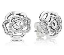 Damenohrstecker Silber Cubic Zirconia onesize 290575CZ