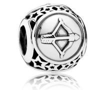 Charm  Sternzeichen Schütze  Silber 791944