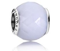 Charm   Petite Facetten  Silber Weiß Kristall 791722NOW