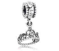 Charm  Prinzessinnen-Diadem  Silber Cubic Zirconia 791117CZ