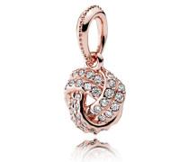 Rose Damenkettenanhänger Liebe rosegold onesize 380385CZ