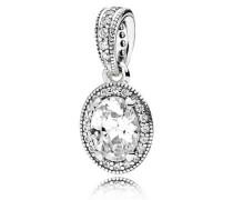 Damenkette Vintage Eleganz Silber onesize 396246CZ