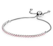 Armband Armband Funkelndes Band rosa Pink 590524PCZ-1