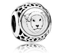 Charm  Sternzeichen Löwe  Silber 791940