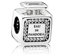 Charm  Süßer Duft  Silber Cubic Zirconia 791889CZ