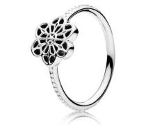Ring  Blütenornament  Silber 190992-48