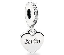 Damen Charm Silber onesize ENG792017CZ-B