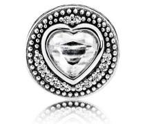 Charm   Passion (Leidenschaft)  Silber Cubic Zirkonia 796081CZ
