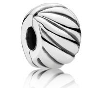 Gefiedert Clip Silber 791752