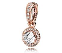 Rose Damenkettenanhänger Klassische Eleganz rosegold onesize 380379CZ
