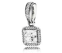 Damenkettenanhänger Zeitlose Eleganz Silber Cubic Zirconia onesize 390378CZ