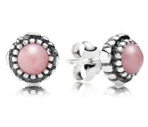 Damen Ohrstecker Opal Pink Silber Opal onesize 290543POP
