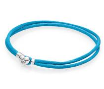 Armband Armband Cord türkis zweifach gewickelt Türkis 590749CTQ-S1
