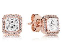 Rose Damenohrstecker Zeitlose Eleganz rosegold onesize 280591CZ