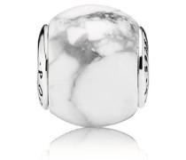 Charm   Positive Einstellung (Positivity)  Silber Weiß Magnesite 796010MAG