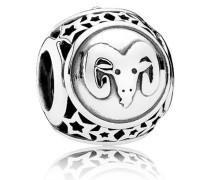 Charm  Sternzeichen Widder  Silber 791936